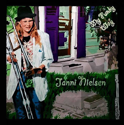 Commission CD Cover Janni